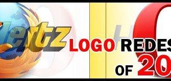 [Logo Showcase] Logo Redesign ของแบรนด์ดังต่าง ๆ ในปี 2009