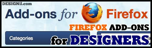 d16 firefox addon webdesigner
