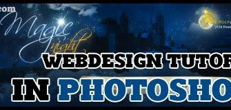 [Photoshop Tutorials] 44 บทความสอนเว็บดีไซน์ใน Photoshop ที่ห้ามพลาด !!