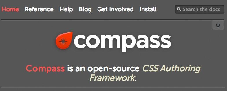 เว็บไซต์ Compass