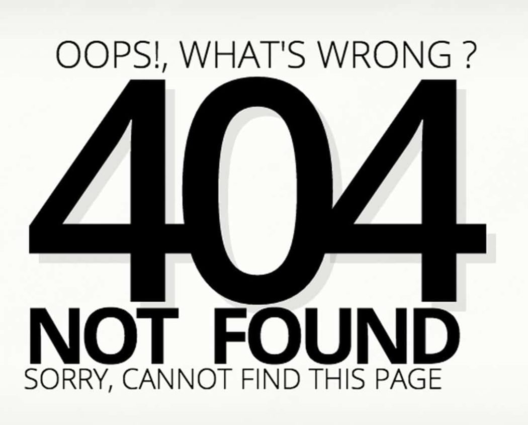 free 404 not found code1