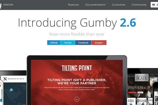 Gumby CSS Framework 2 คืออะไร