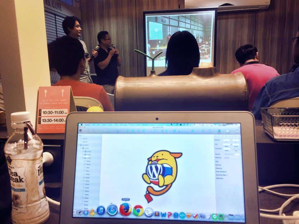 Wapuu Thailand WordPress