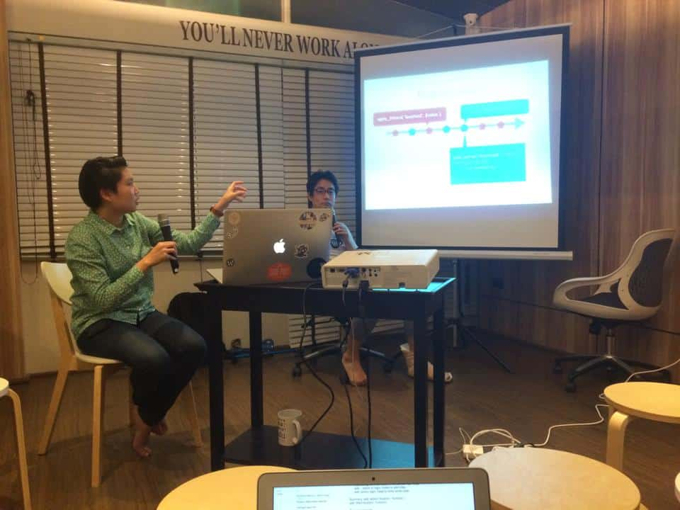 WordPress Meetup Thailand 3
