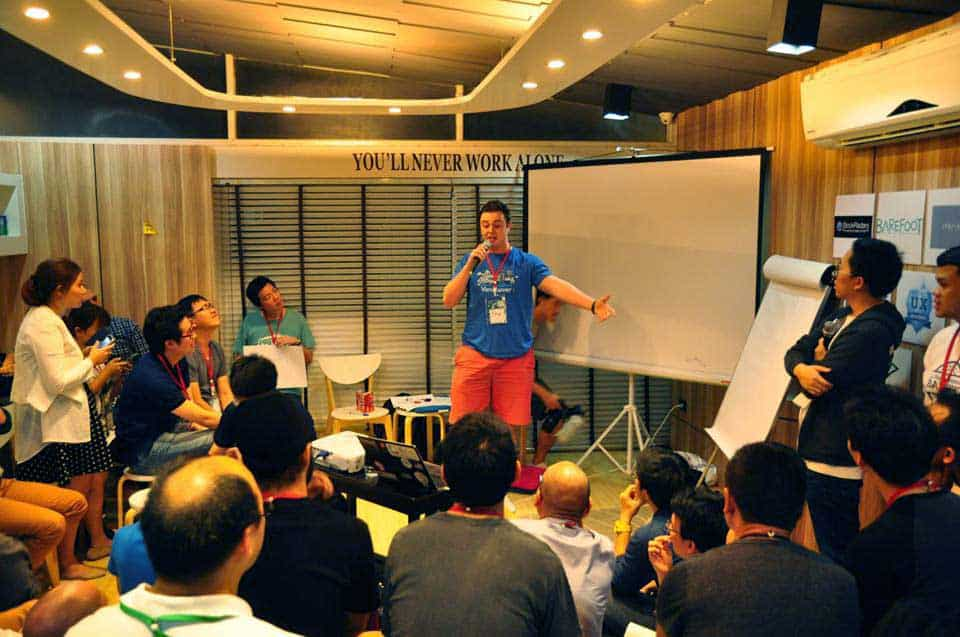 Startup Weekend 1 Minute Pitch