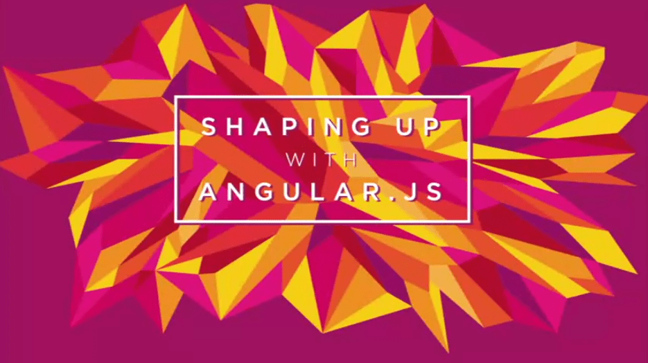Angular JS Video