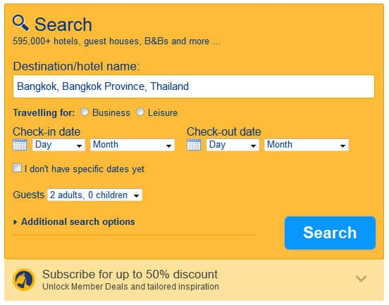 booking-search-with-destination
