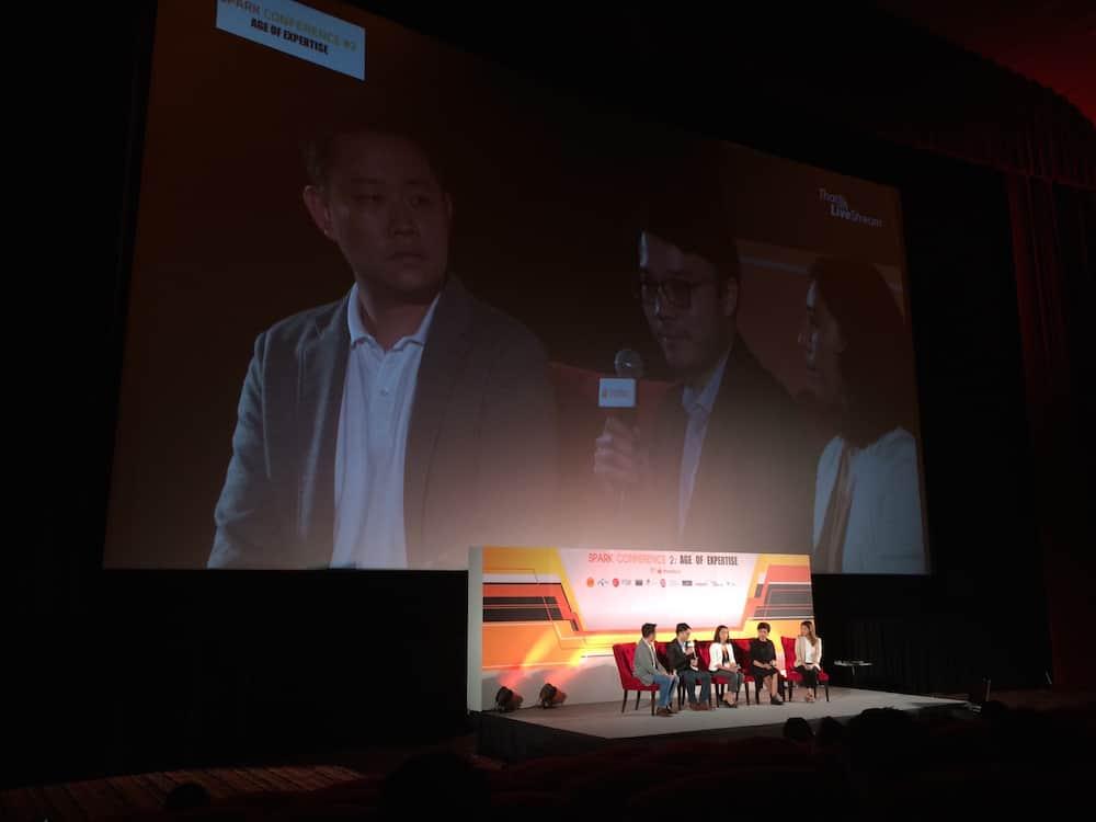 """Content Marketing ทำให้เกิดการซื้อขายได้ยังไง"" - Spark Conference"