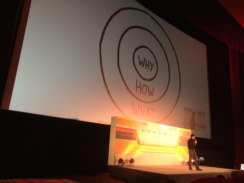 """""""ก่อนคิด Strategy ให้เริ่มจากถามตัวเองก่อนว่า ทำไม"""" - Content Marketing Challenge"""