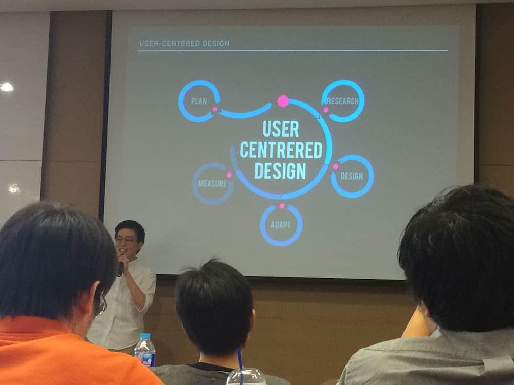 ขั้นตอนทั้งหมดของ User Centered Design