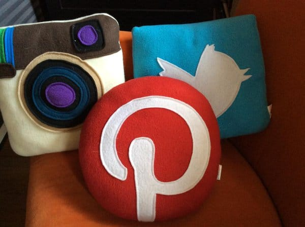 social-network-pillow