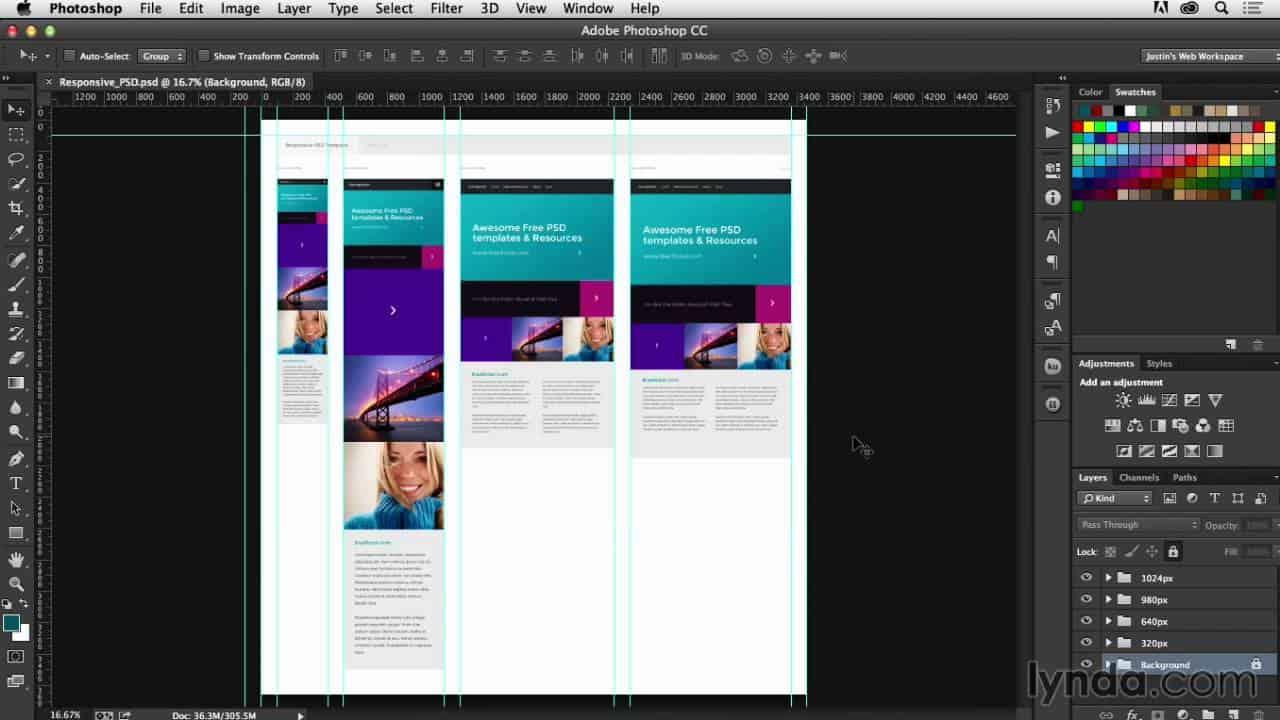 How To Design A Portfolio Website In Dreamweaver