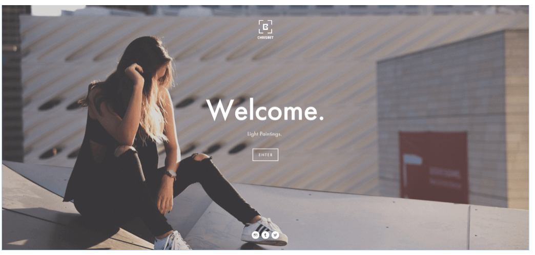Web Design Unique Photo