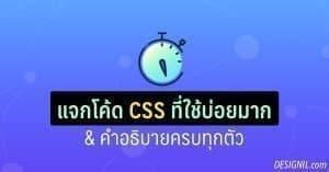free code css