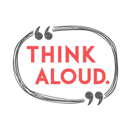 Think aloud podcast