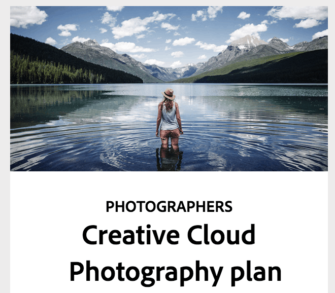 adobe photography
