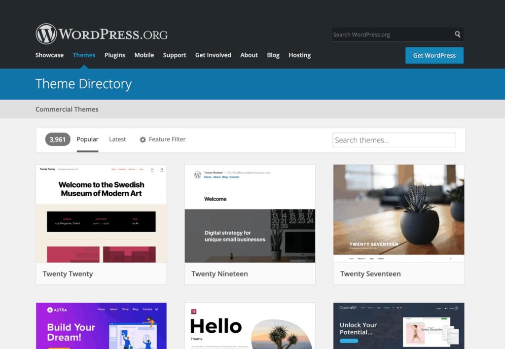 รวม WordPress Theme และ Plugin ของคนไทย