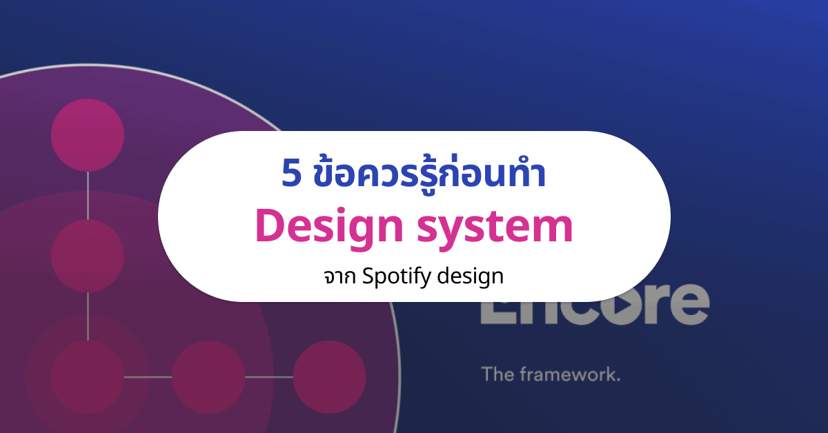 spotify design system case 2