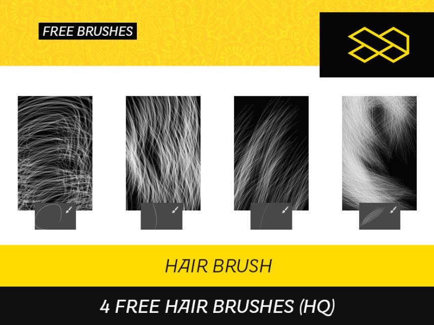4free hair brushes