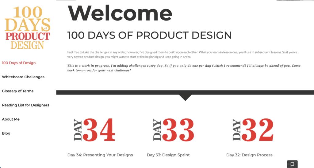 100 days of product design ฝึก UI UX