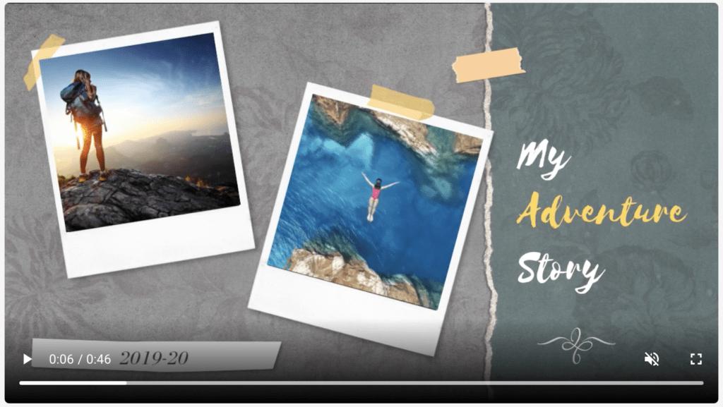 Adventure Travel Slideshow