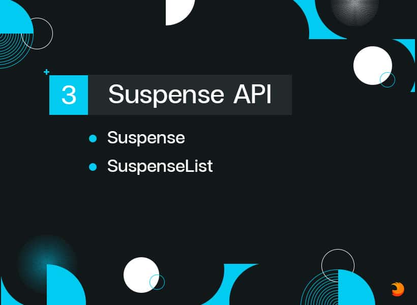 React18 Suspense API
