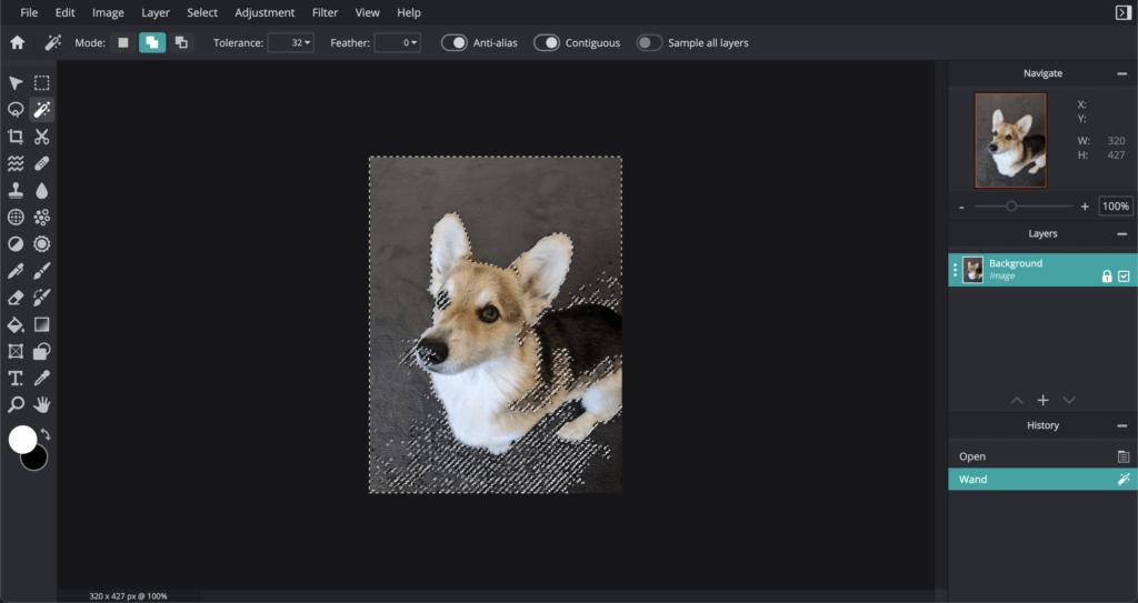 pixlr โปรแกรมออกแบบฟรี