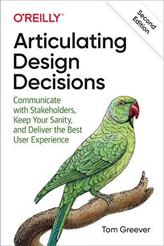 05 articulating design - ux books