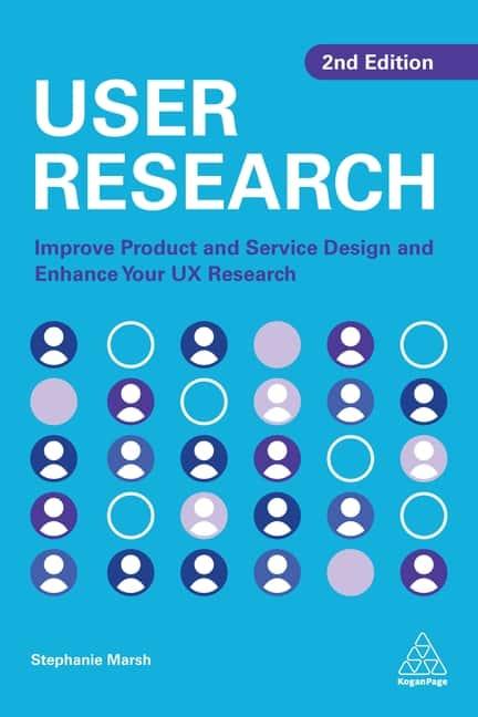 UX books user-research Stepanie Marsh