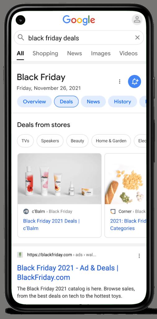 Deals best practices for Black Friday