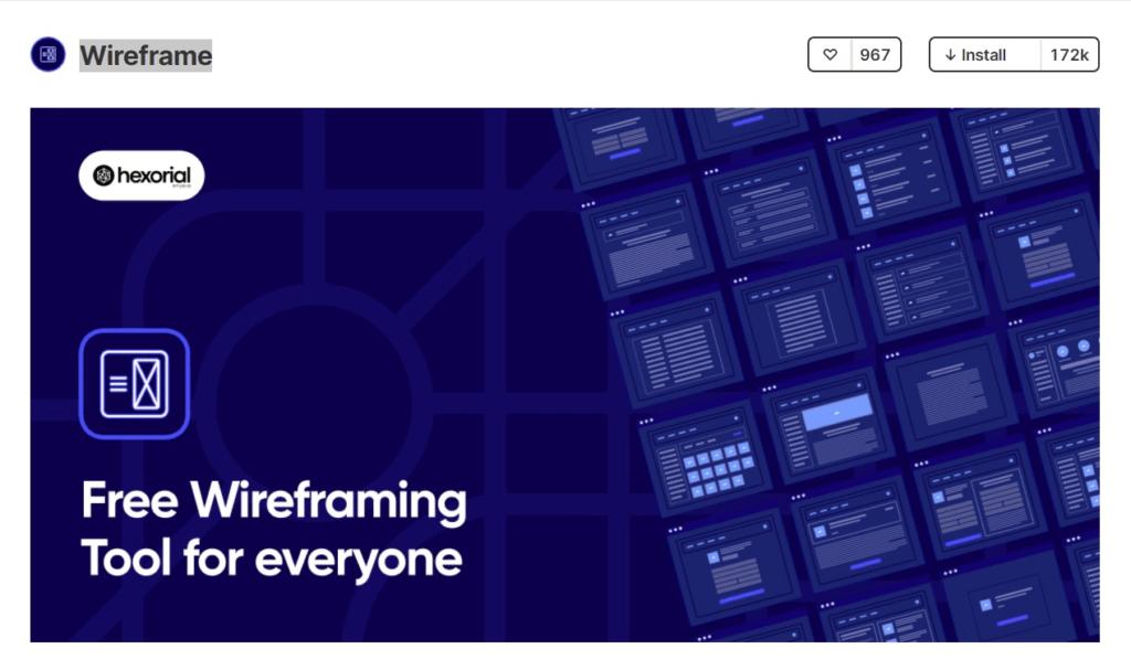 Wireframe Figma Plugins