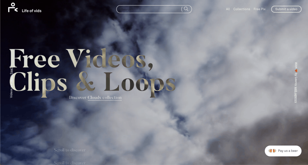 Life of vids - free videos, clips & loops