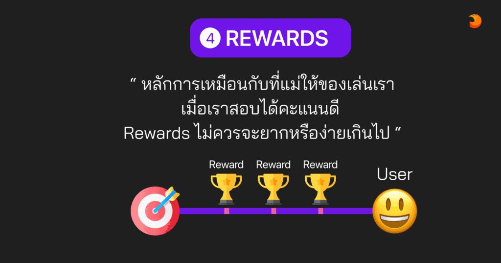 Rewards  Gamification