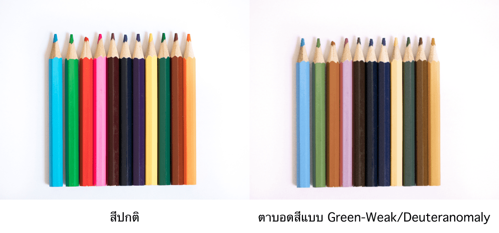 Designil colour blindness 01 ตาบอดสี