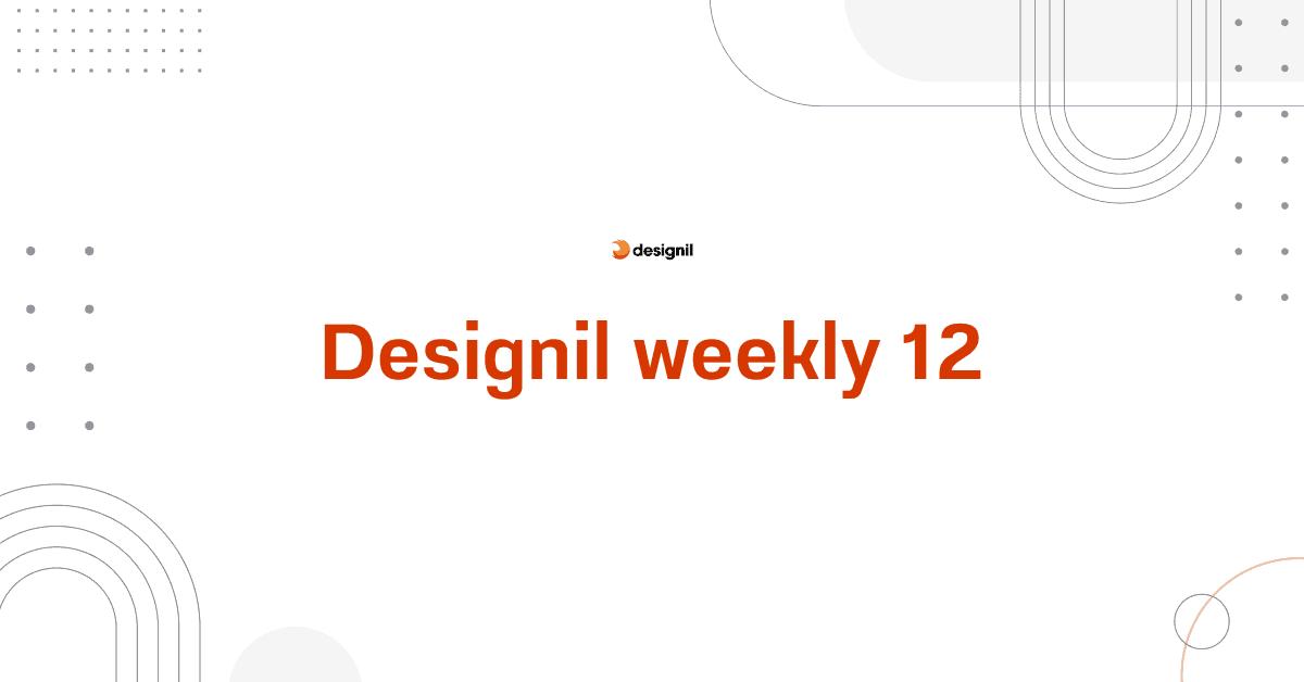 Designilweekly12