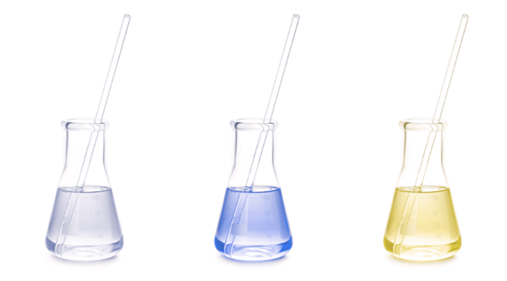 test tube with colour01 ตาบอดสี